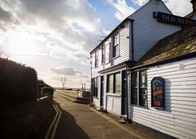 The Old Neptune Whitstable