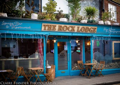 The Rock Lodge Whitstable