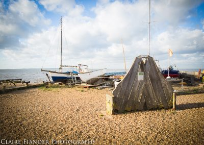 Whitstable Town Beach
