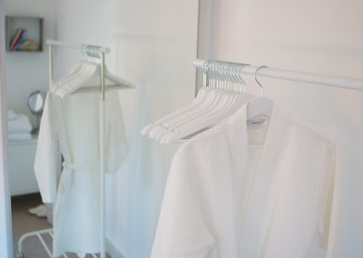 Boutique hotel styling