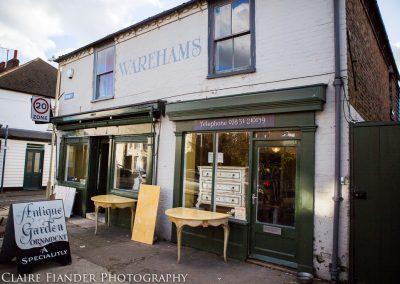 Warehams Whitstable