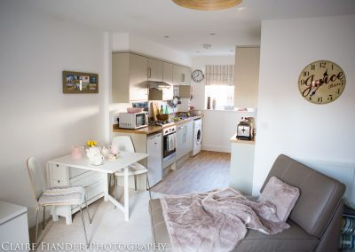Everything you need in one cosy space
